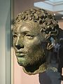 Bronze head, north African, 300 BC, Cyrene, BM Bronze 268, 143107.jpg