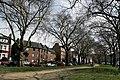 Brook Green Park in London in spring 2013 (2).JPG