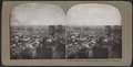 Brooklyn Bridge and a bird's-eye view of the city of Brooklyn, from Robert N. Dennis collection of stereoscopic views.png