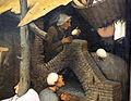 Bruegel il vecchio, proverbi fiamminghi, 1559, 33.JPG