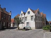 Brugge Ganzenplein, Ganzenstraat 62.JPG