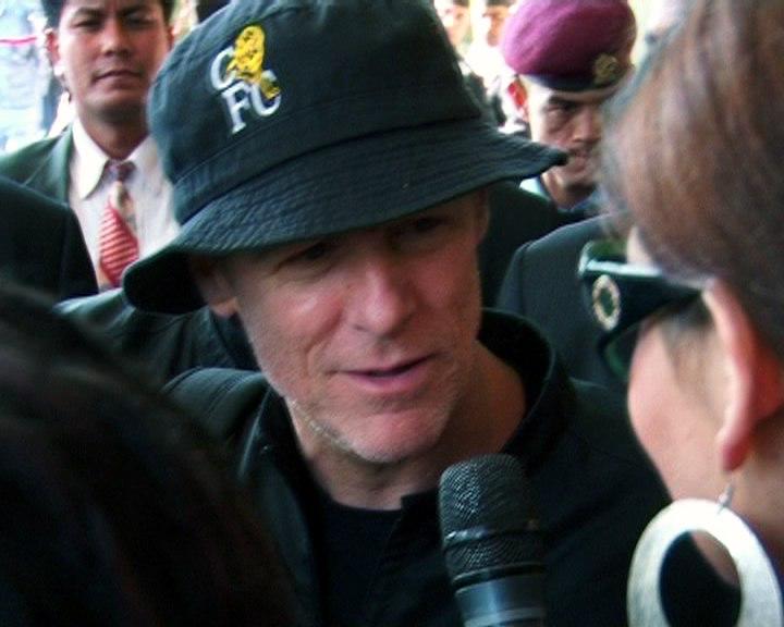 Bryan Adams in Nepal