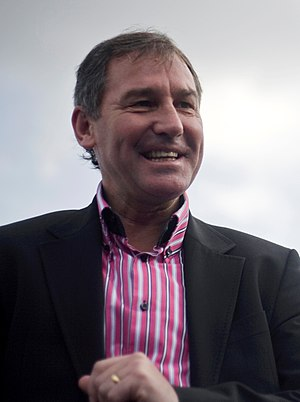 Bryan Robson - Robson in 2009