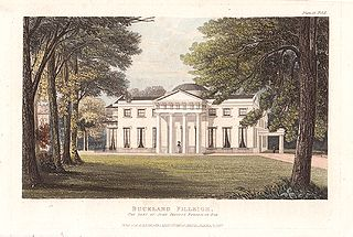 Manor of Buckland Filleigh