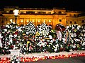 Bucuresti, Romania. Candele si flori pentru Regele Mihai I. Ultimul nostru Rege. 14 Decembrie 2017. (3).jpg