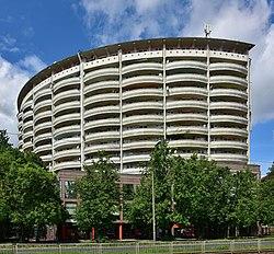 Budynek Colosseum ul. Grójecka 186 w Warszawie.jpg