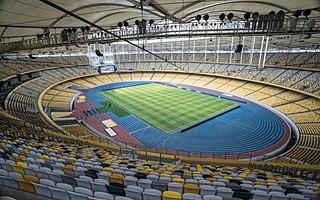 Bukit Jalil National Stadium football stadium