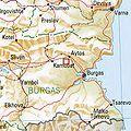 Bulgaria 1994 CIA map Karanowo Burgas.jpg
