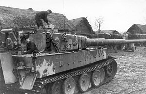 Operation Winter Storm - A battalion of Tiger I tanks was deployed to Army Group Don in an effort to strengthen the German drive to Stalingrad.