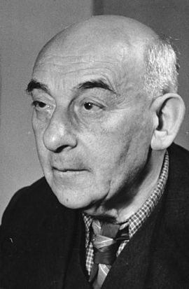 Abbildung Victor Klemperer