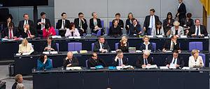 Third Merkel cabinet