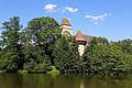 Burg Heidenreichstein von Südwest 2015-08.jpg