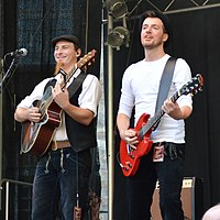 Burgfolk Festival 2013 - The Sandsacks 08.jpg