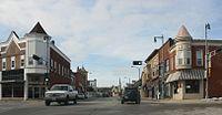 Burlington Downtown Historic District Looking southwest WIS36.jpg
