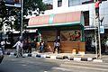 Bus Shelter - Union Chapel Lenin Sarani - Kolkata 2014-09-29 7525.JPG