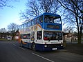 Bus at Cranfield University - geograph.org.uk - 3050389.jpg