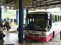 Bus station at Ciudad Quesada, Costa Rica.jpg