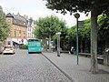 Bushaltestelle Weißer Stein, 1, Eschersheim, Frankfurt am Main.jpg