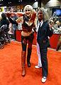C2E2 2014 - Harley Quinn & Two Face (14085589340).jpg