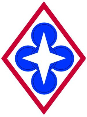 United States Army Combined Arms Support Command - Combined Arms Support Command Shoulder Sleeve Insignia/Patch