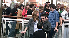 Description de l'image  CBC Live at Sherway cavalcade of stars.jpg.
