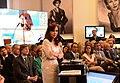 CFK en el Salón Mujeres Argentinas 02.jpg