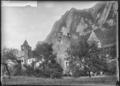 CH-NB - Igis, Schloss Marschlins, Tour, vue partielle - Collection Max van Berchem - EAD-7043.tif