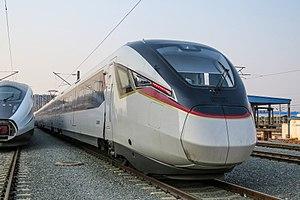 CRRC Zhuzhou Locomotive - CJ6-0601, the Zhuzhou-built intercity rail speed up to 160km/h.