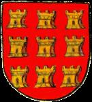 COA of Algarve (Thesouro da Nobreza, 1675).png