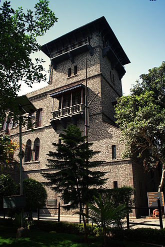 College of Engineering, Pune - The main building of COEP which houses the administrative wing