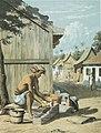 COLLECTIE TROPENMUSEUM Een Javaan bezig met het vervaardigen van krissen TMnr 3728-721.jpg