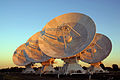 CSIRO ScienceImage 7919 Four 22 metre antennas at Narrabri.jpg