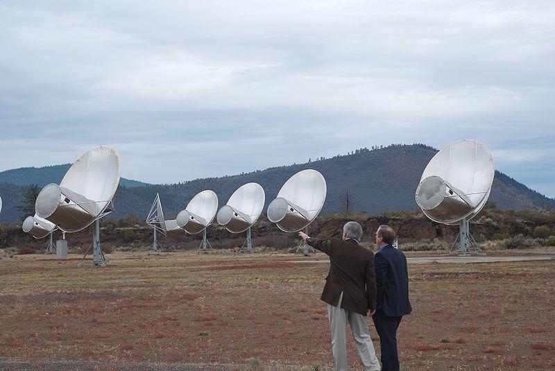 Contact met buitenaardse beschavingen? 1