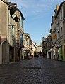 Cabalistes en goguette dans la Grande Rue (Redon, Ille-et-Vilaine, France).jpg