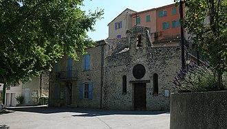 Cabrières-d'Aigues - The village of Cabrières-d'Aigues
