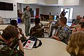 Cadets visit the 169th Fighter Wing (35862676206).jpg