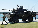 Cadillac Gage V-150 do Exército português