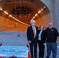 Caldecott Tunnel Ribbon Cutting Ceremony (11076178185).jpg