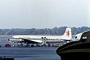 Caledonian DC-6B