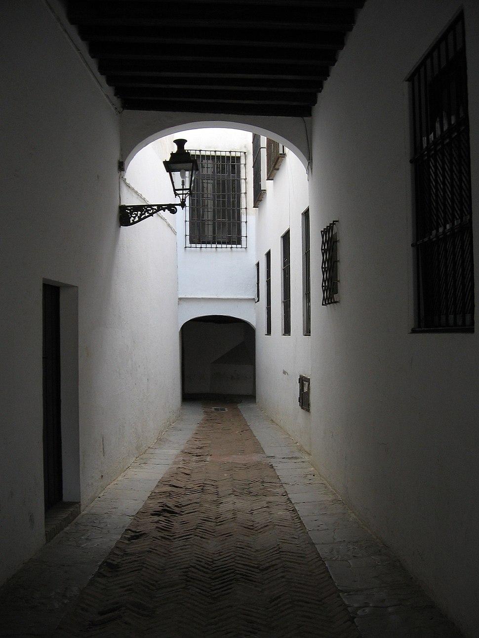 Calle juderia