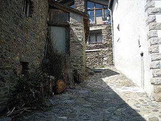 Anyós - Image: Camí de les Corts Noves