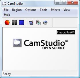 برنامج CamStudio كام ستوديو