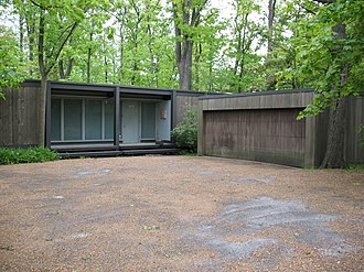 Highland Park, Illinois - Ben Rose House used in Ferris Bueller's Day Off