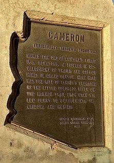 Cameron, Arizona CDP in Arizona, United States