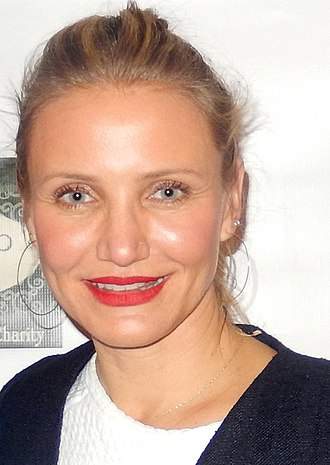 Cameron Diaz - Diaz in 2016