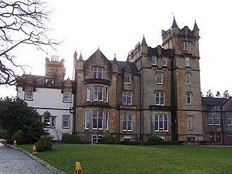Cameron House Hotel, Loch Lomond - 4 - geograph.org.uk - 1599598.jpg