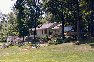 Camp David - Image: Camp David 1959