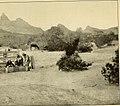 Campfires on desert and lava (1908) (14773174465).jpg