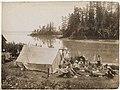 Camping at San Juans, ca 1906 (MOHAI 6349).jpg