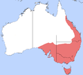 Camponotus consobrinus ant distribution.png